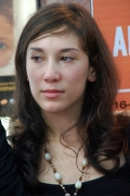 Sibel Kekilli at the Antalya Film Festival 2006 (Flickr)
