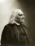 Franz Liszt, oil painting (1839). Source: Ernst Burger, Franz Liszt, Munich 1986, public domain
