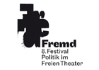 The logo of Politics in Independent Theater Festival