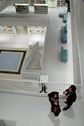Galerie der Stadtbibliothek Stuttgart; © Südpol Redaktionsbüro/T. Köster