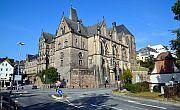 Alte Universität Marburg; Foto: Hydro
