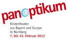 The logo of the festival Panoptikum 2012