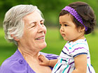 Granny au pairs are much sought-after. Photo: Aldo Murillo © iStockphoto