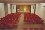 Renoviertes Auditorium des Goethe-Instituts, 1978