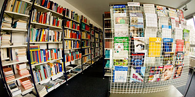 One Person Library; © DFG/Lichtenscheidt
