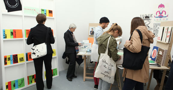 Self-Publishing Book Fair for Design and Art, Foto: Christiane Feser