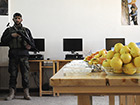 Electoral office in Afghanistan. Photo: Martin Gerner © Goethe-Institut