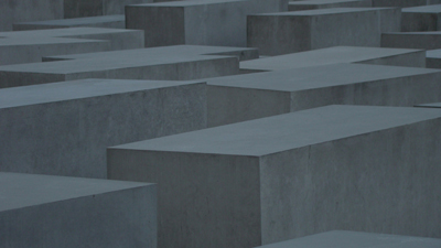 Memorial to the murdered jews of Europe; Photo: Südpol-Redaktionsbüro
