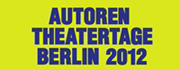 The logo of  Theater Authors Festival at the Deutsches Theater Berlin