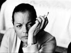 Porträt Romy Schneider, 1981, In Quiberon © Robert Lebeck, Berlin