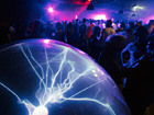 Spherical mood on the night of May 25, 2007 in the newly re-opened Tresor | Photo: © dpa