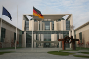 The residence of the german chancellor in Berlin; © Colourbox.com