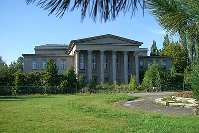 Rabenstein Cultural Palace, Photo: Peter Barthel