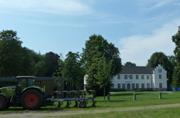 Das Herrenhaus auf Gut Siggen; Foto: Shoshana Liessmann
