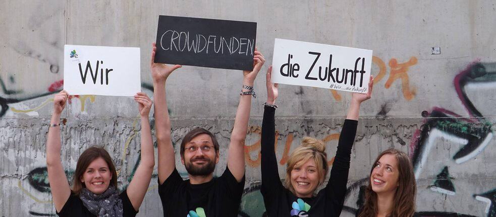 The EcoCrowd team.