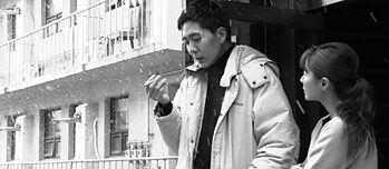 """Introduction"", the sixth black-and-white production by Hong Sang-soo, is screening in the Competition of the 71st Berlinale."
