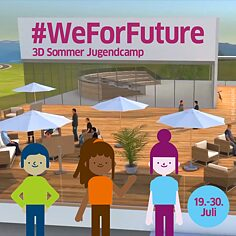 #WeForFuture Youth Summer Camp