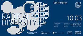 Radical Diversity San Francisco - Key Visual