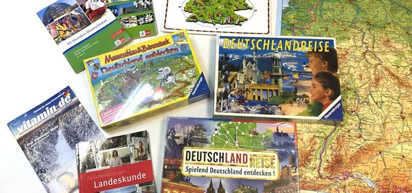 Deutschunterricht Landeskunde