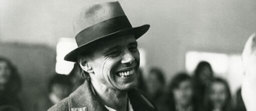 Joseph Beuys in Anacapri 1972