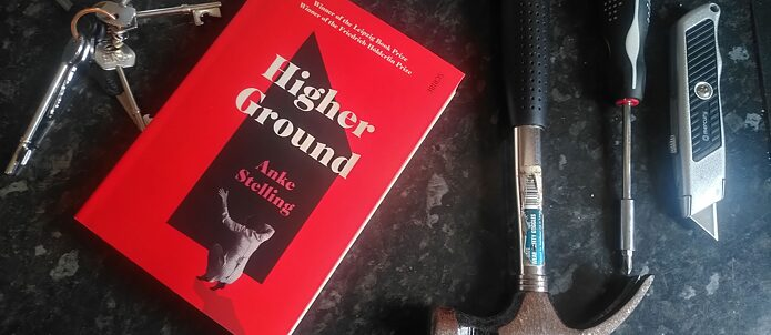 Book Cover: Higher Ground