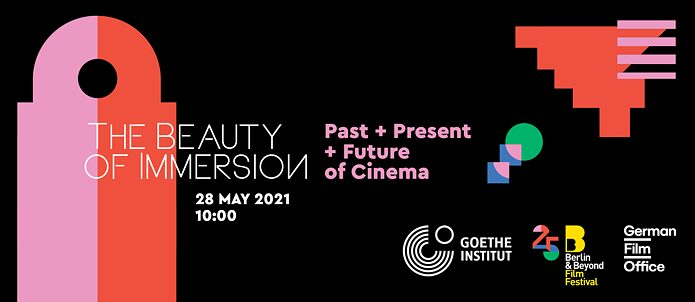 The Beauty of Immersion: Past, Present + Future of Cinema