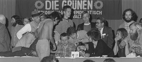 """Joseph Beuys  : """"Beuys wollte, dass Demokratie wirksam wird"""""""