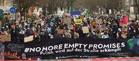 Protestbewegungen : Mehr als Empörung