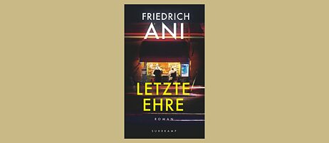 Friedrich Ani : Wir sind alle verbeult