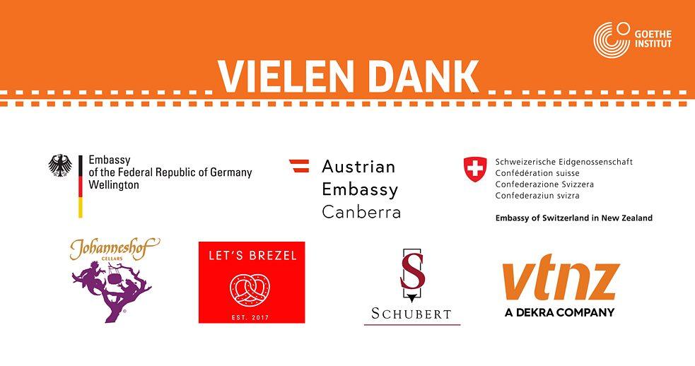 Supporters German Film Festival 2021