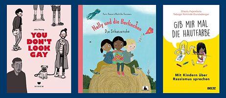 Diversität in Kinder- und Jugendbüchern : Auf dem schwierigen Weg zur Normalität