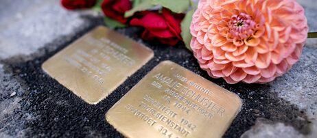 Erinnerungskultur : Pflastersteine gegen das Vergessen