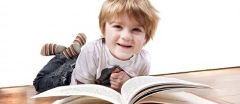 Only children who are introduced to books when they are young develop a personal interest in reading later on.