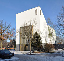 Etz Chaim Community Center and Synagoge Hannover/ Leinhausen