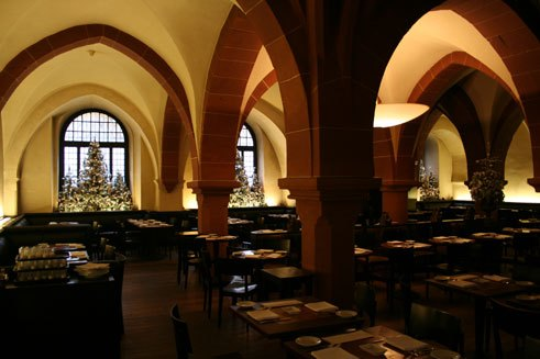 Restaurant Heiliggeist in Mainz