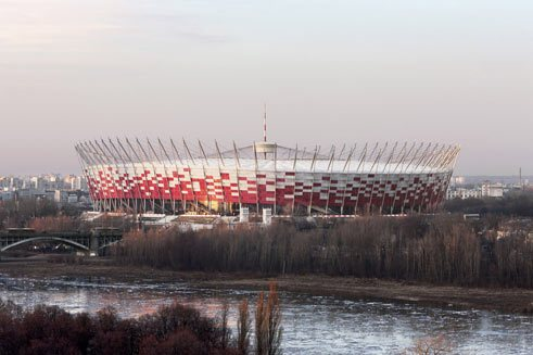 National Stadium Warsaw, Poland