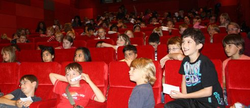 The LUCAS International Children's Film Festival was estabilished in 1974.