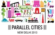 Parallel Cities with Logo