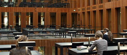 Library of the HU Berlin