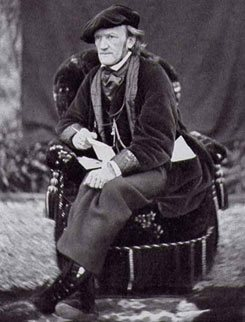 Richard Wagner in 1868