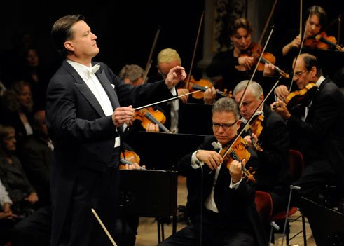 Christian Thielemann will conduct two anniversary concerts in Dresden;