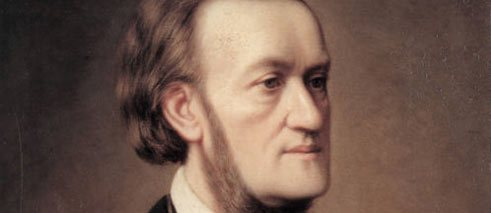 The German composer Richard Wagner (here in 1862) revolutionised opera. Portrait by Cäsar Willich (detail)