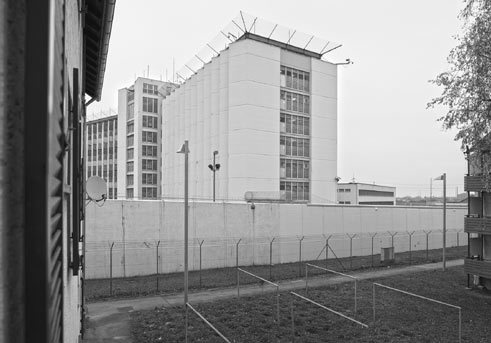 Andreas Magdanz, View on building I, 2010/2011;