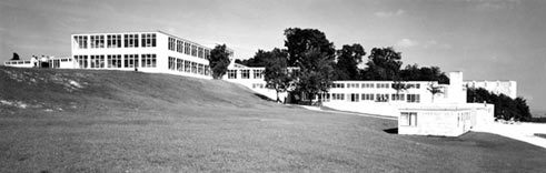 HfG-building 1955