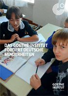 Goethe-Institut supports German minorities