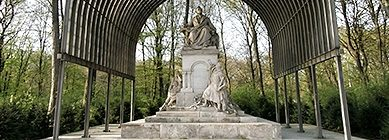 Richard Wagner, Denkmal, Berlin; Copyright: Creative Commons Attribution 2.0 License (CC-BY-SA),