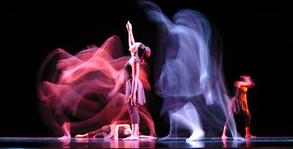 The Blind Spot of Philosophy: Dance; © istockphoto.com