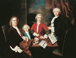 """Johann Sebastian Bach und die """"Musicalisch-Bachische Familie"""" -  Goethe-Institut"""