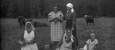 But Latvian Rural Women