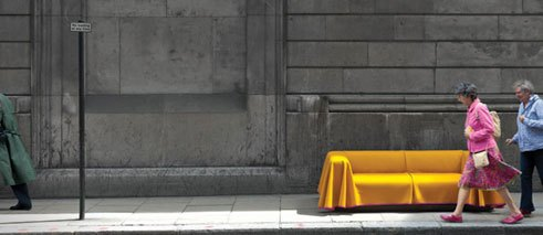 KGID, Cape Sofa, Established & Sons, 2011, Konstantin Grcic